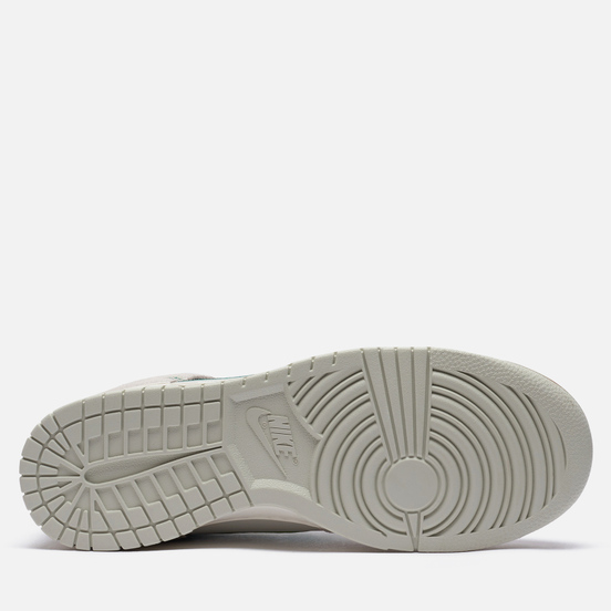 Мужские кроссовки Nike Dunk High SE First Use Light Bone/Green Noise/Light Bone/Sail
