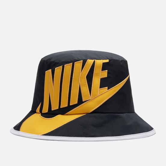 Панама Nike Futura Vintage Black/Anthracite/White/University Gold
