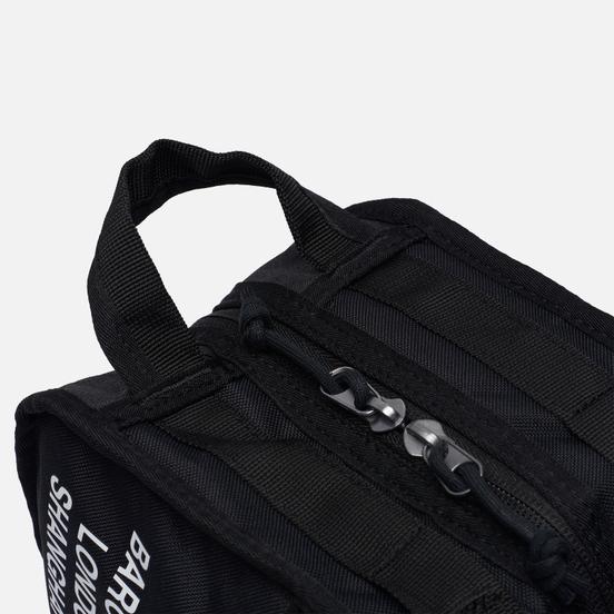 Сумка Nike RPM Utility Black/Black/White