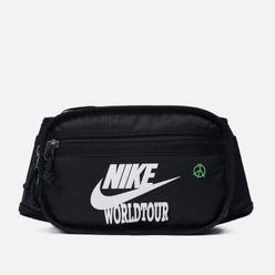 Сумка на пояс Nike RPM Smit World Tour Black/Black/White