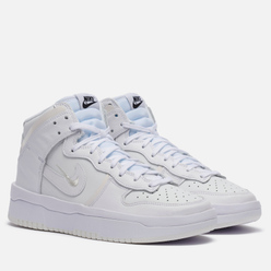 Мужские кроссовки Nike Wmns Dunk High Up Rebel Summit White/White/Sail/Black