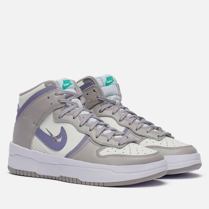 Женские кроссовки Nike Wmns Dunk High Up Rebel Iron Purple женские кроссовки nike wmns air max furyosa nrg