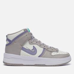 Кроссовки Nike Wmns Dunk High Up Rebel Iron Purple Sail/Iron Purple/College Grey