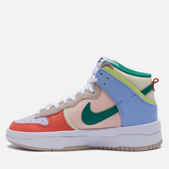 Мужские кроссовки Nike Wmns Dunk High Up Rebel Cashmere/Green Noise/Pale Coral
