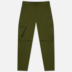 Мужские брюки Nike Unlined Utility Tech Essentials Rough Green/Black