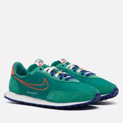 Мужские кроссовки Nike Waffle Trainer 2 First Use Green Noise/Orange/Sail/Deep Royal Blue