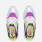 Женские кроссовки Nike Air Huarache White/Neon Yellow/Magenta/Black фото - 1