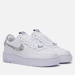 Женские кроссовки Nike Air Force 1 Pixel SE White/Summit White/Particle Grey