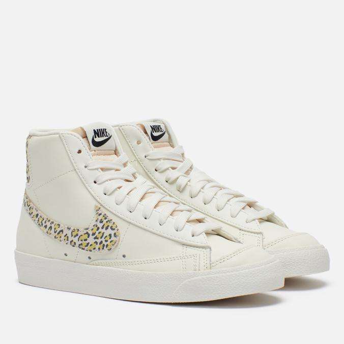 Женские кроссовки Nike Blazer Mid 77 SE Leopard