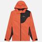 Мужская куртка ветровка Dime Warp Shell Windbreaker Red фото - 0