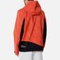 Мужская куртка ветровка Dime Warp Shell Windbreaker Red фото - 4