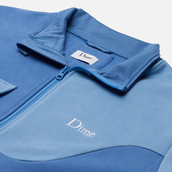 Мужская олимпийка Dime Brushed Cotton Track Blue