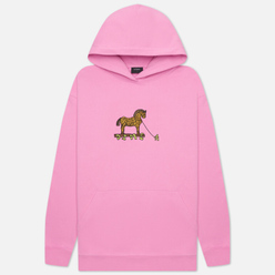Мужская толстовка Dime Trojan Hoodie Light Pink