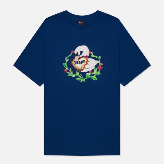 Мужская футболка Dime Swan Navy