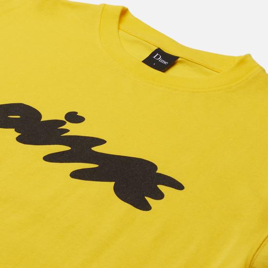 Мужская футболка Dime Bubbly Yellow