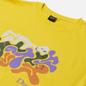 Мужская футболка Dime Laying Yellow фото - 1