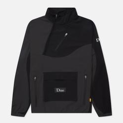 Мужская куртка анорак Dime Range Pullover Black