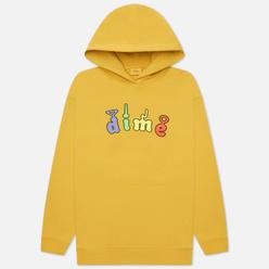 Мужская толстовка Dime Tubs Hoodie Dark Yellow