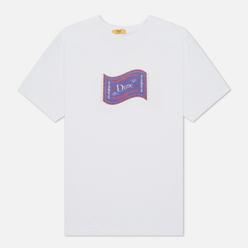 Мужская футболка Dime Carpet White