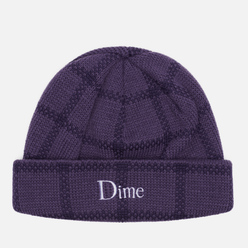 Шапка Dime Dime Classic Plaid Purple-Blue