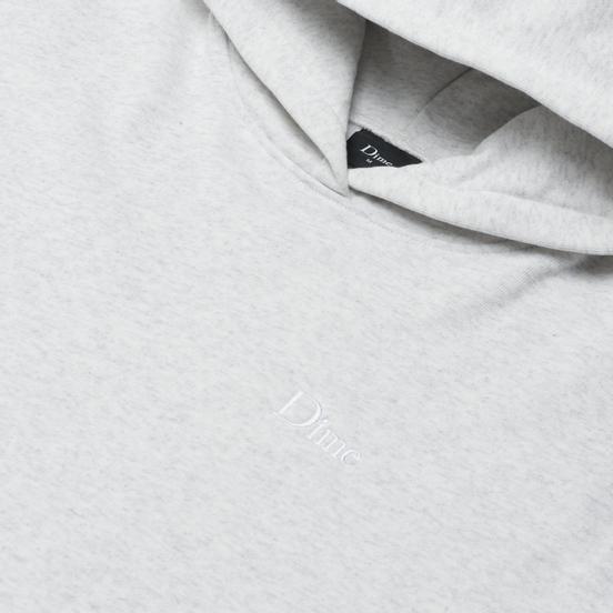 Мужская толстовка Dime Classic Small Logo Hoodie Ash