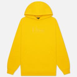 Мужская толстовка Dime Classic Logo Hoody Yellow