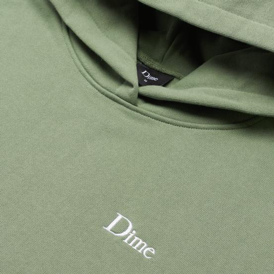 Мужская толстовка Dime Classic Small Logo Hoody Olive