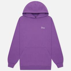 Мужская толстовка Dime Classic Small Logo Hoody Purple
