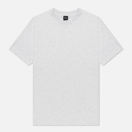 Мужская футболка Dime Classic Small Logo Ash