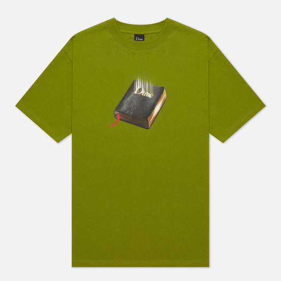 Мужская футболка Dime Classic Book Olive
