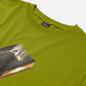 Мужская футболка Dime Classic Book Olive фото - 1
