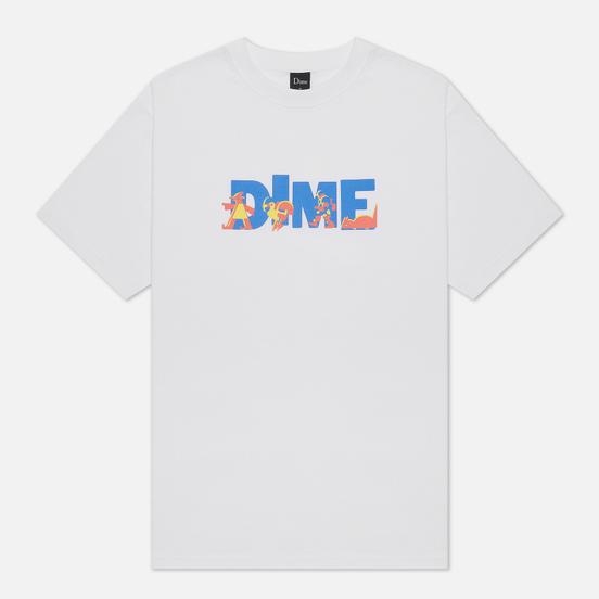 Мужская футболка Dime Toy Store White