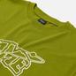 Мужская футболка Dime Science Olive фото - 1