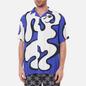 Мужская рубашка Dime Chilling Rayon Blue фото - 2
