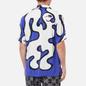Мужская рубашка Dime Chilling Rayon Blue фото - 3