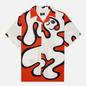 Мужская рубашка Dime Chilling Rayon Red фото - 0