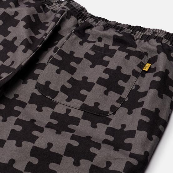 Мужские брюки Dime Puzzle Twill Charcoal