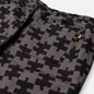 Мужские брюки Dime Puzzle Twill Charcoal фото - 2