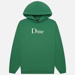 Мужская толстовка Dime Classic Plaid Hoodie Green