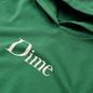 Мужская толстовка Dime Classic Plaid Hoodie Green фото - 1