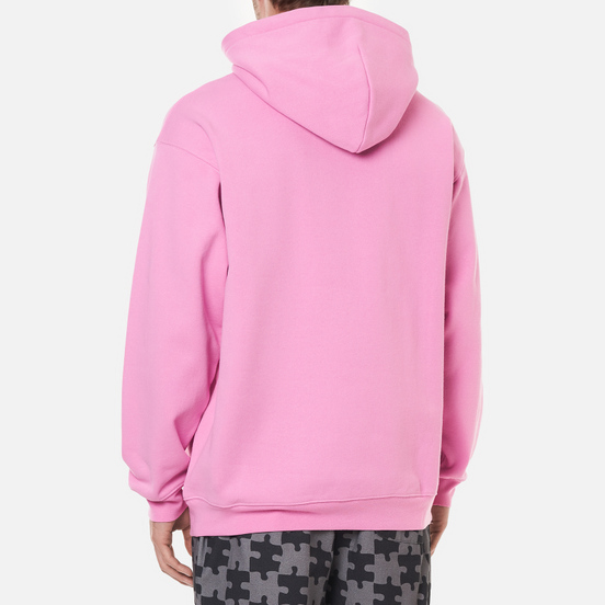 Мужская толстовка Dime Classic Small Logo Hoodie Light Pink