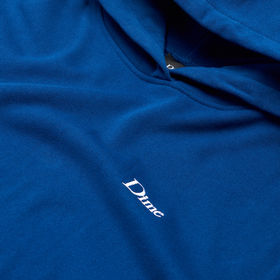 Мужская толстовка Dime Classic Small Logo Hoodie Navy