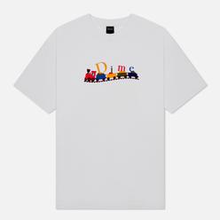 Мужская футболка Dime Classic Train White