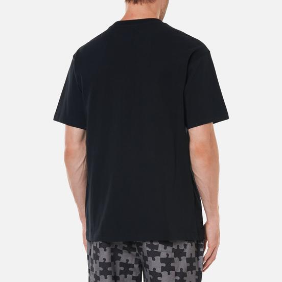 Мужская футболка Dime Curveball Black