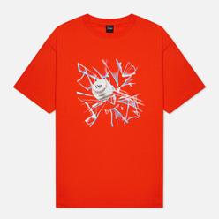 Мужская футболка Dime Curveball Cherry