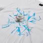 Мужская футболка Dime Curveball White фото - 1