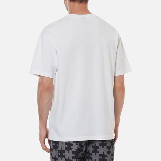 Мужская футболка Dime Curveball White
