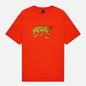 Мужская футболка Dime Puzzle Cat Cherry фото - 0