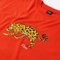 Мужская футболка Dime Puzzle Cat Cherry фото - 1