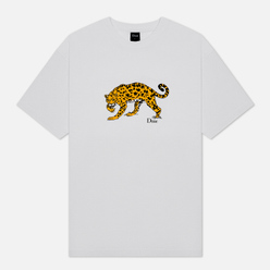 Мужская футболка Dime Puzzle Cat White